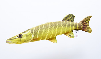 Štika mini - 44 cm polštářek