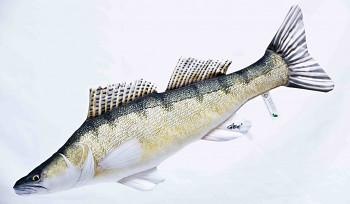 Candát obecný (Zander) - 77 cm polštářek