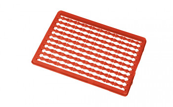 SOFT BOILLIE STOPPERS / RED – pcs.2