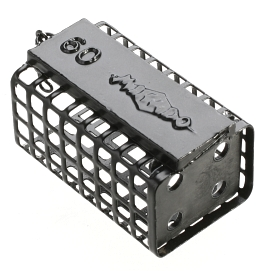 SQUARE FEEDER WITH BOTTOM 70 g - pcs.10