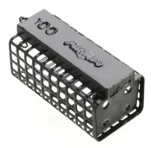 SQUARE FEEDER WITH BOTTOM 120, 125 g - pcs.10