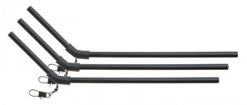 ANTI-TANGLE TUBE WITH SWIVEL 20cm - pcs3