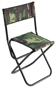 FISHING SEAT 081 / CAMOUFLAGE