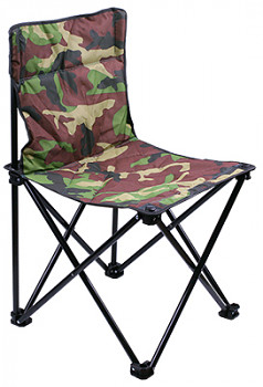 FISHING SEAT 014 / CAMOUFLAGE