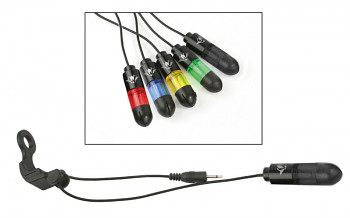 Hangr - HANG BITE Signalizátor - BLACK (černý) 1 ks
