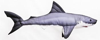 Žralok - 120 cm polštář