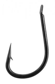 Navázané háčky - SENSUAL IZUMENIZA vel. 10 BN černý nikl / 0.16mm / 70cm - 10 ks