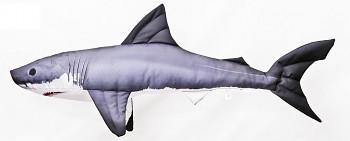 Žralok mini  - 53 cm polštářek