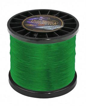Pletená šňůra - NIHONTO OCTA BRAID Zelená 3000M