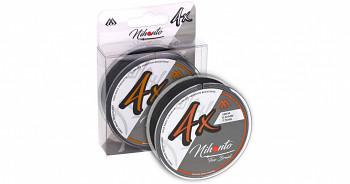 Pletená šňůra - NIHONTO FINE BRAID Černá 150M