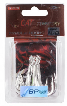 Trojháčky - CAT TERRITORY 3ks