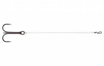 DOZBROJKA  Stinger Ocel  s trojhákem a klipem (11cm-13cm) - bal.2ks