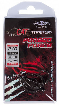 Háčky - CAT TERRITORY - FORGED FORCE  BN