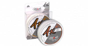 Pletená šňůra - NIHONTO FINE BRAID  Bílá 150M