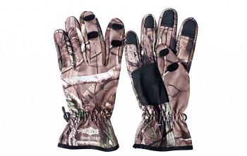Rybářské látkové rukavice CAMO vel. M