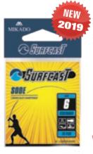 Háčky SURFCAST - SODE B s lopatkou - 25 ks