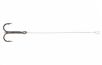 DOZBROJKA  Ocel s trojhákem ( 11cm-13cm) - STINGER - bal.2ks
