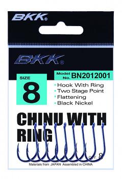 Háčky - BKK - CHINU s očkem DIAMIOND SERIES