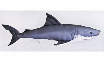 Žralok - Monster 200 cm polštář