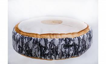 Dřevo - Bříza - 40x15 cm polštářek