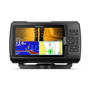 Garmin Striker 7sv PLUS + sonda GT52HW-TM, 4pin + 4 pin-sv