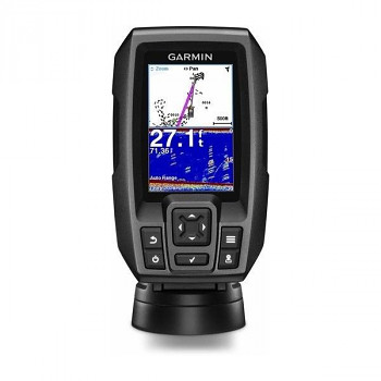 Garmin Striker 4 + sonda, 4pin