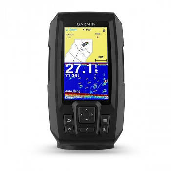Garmin Striker 4 PLUS + sonda GT20-TM, 4pin