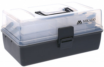 BOX - TACKLE BOX - FOR ACCESORIES - H413 (30cm x 17cm x 14cm)
