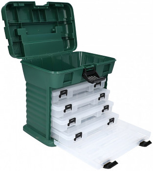 BOX - TACKLE BOX - FOR ACCESORIES H501 (27.5cm x17.5cm x 26cm)