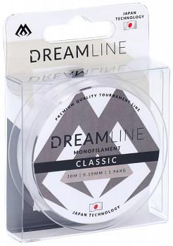 Vlasec - DREAMLINE CLASSIC (CLEAR) - / 30m - 1 cívka