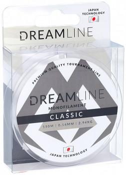 Vlasec - DREAMLINE CLASSIC (CLEAR) - / 150m - 1 cívka