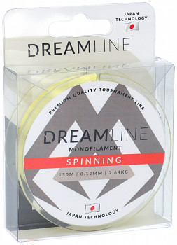 Vlasec - DREAMLINE SPINNING (YELLOW) - / 150m - 1 cívka