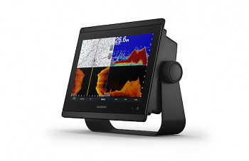 GARMIN GPSMAP 8410 XSV WITH WORLDWIDE BASEMAP AND SONAR