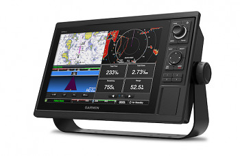 GARMIN GPSMAP 1222 XSV WITH WORLDWIDE BASEMAP AND SONAR