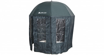 Deštník 2.5m PVC s plnou bočnicí 360 - P004 - 1ks