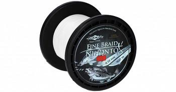 Pletená šňůra - NIHONTO FINE BRAID Bílá 900M