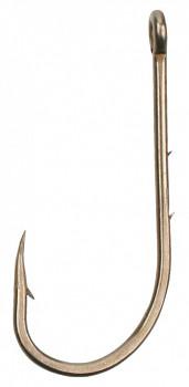 Háčky SENSUAL - BAITHOLDER No 2/0 (hnědá) - 10 ks