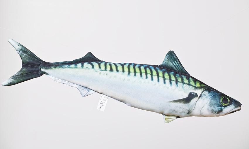 Makrela - 60 cm polštářek