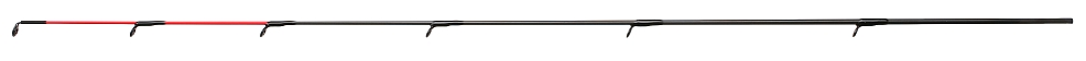CARBON TIP ARMED 51 cm / 2.35 mm (HEAVY - RED) - pcs.5