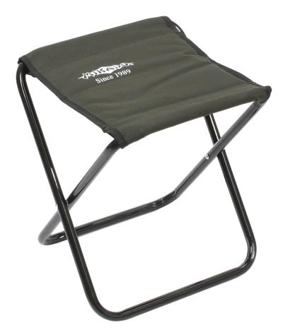 Stolička skládací  - taburet  (GREEN) (max 80 kg) (30x33x35cm)