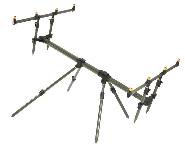 Stojan - RODPOD s 4 nohami - FOURLINER (77x22x10 cm)
