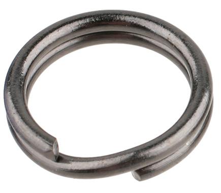 Spojovací kroužky BN (černý nikl) - vel. 12 - 5 ks nosnost 30kg