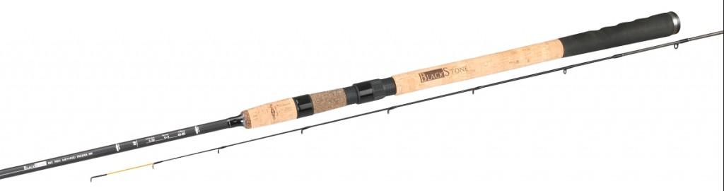 Prut - BLACK STONE BIG FISH METHOD FEEDER 330 / 40-80 g (dvoudílný)