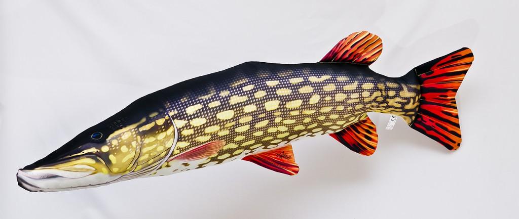 Štika Giant obecná  (Pike Giant)- 110 cm polštářek