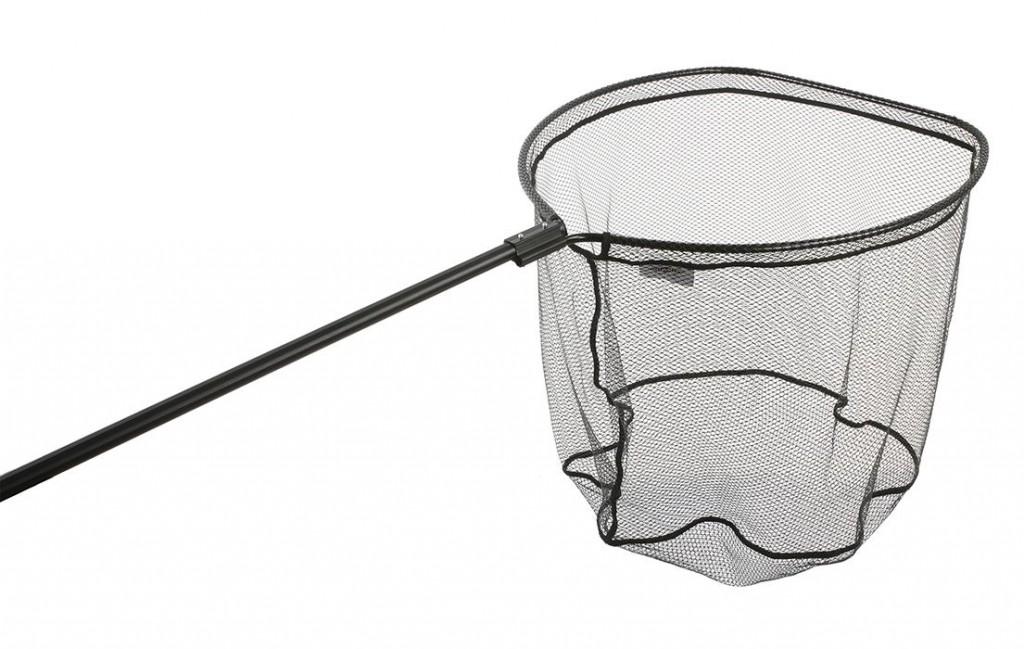 Podběrák - zasouvaná rukojeť RUBBER MESH (pogumovaná síť) 220 cm