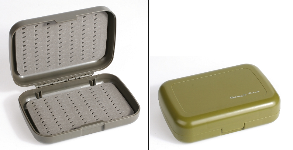 BOX - Muškařský AM 034B-GY (šedý) ( 128x86x34mm )