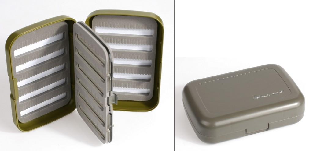 BOX - Muškařský 035A-GN (zelený) ( 128x86x34mm )