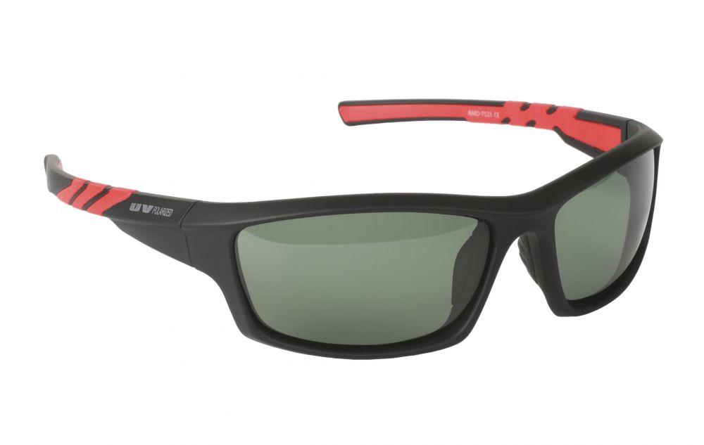 Polarizační brýle - 7523 GREEN (zelená skla)