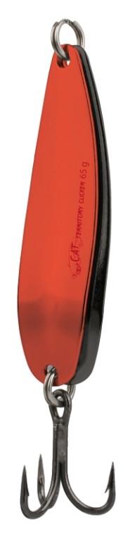 Plandavka - CLICKER 65 g / 11 cm / RED-BLACK