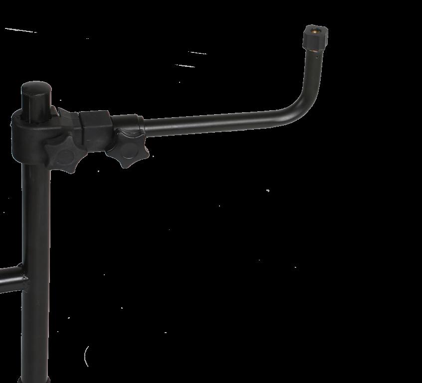 Držák MF - vezírku zahnutý M 16cm